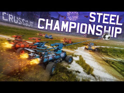 Steel Championship / Crossout Doomsday Cars
