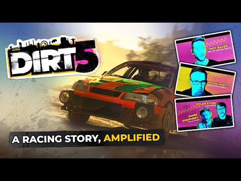 DIRT 5 | A Racing Story, Amplified | Launching from October 9 [DE]