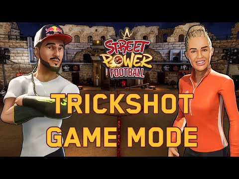 Trickshot Mode - Gameplay Trailer (Street Power Football)