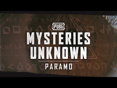 Season 9 - Mysteries Unknown: Paramo | PUBG DE