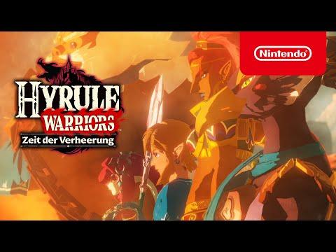 Bewahrt Hyrule vor der Vernichtung in Hyrule Warriors: Zeit der Verheerung (Nintendo Switch)