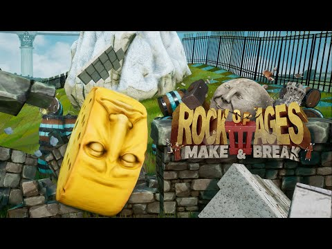 Rock of Ages 3 - Ankündigungsvideo für Veröffentlichungsdatum - Verfügbar ab 2. Juni! [GER]