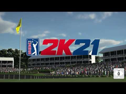 PGA TOUR 2K21 Teaser