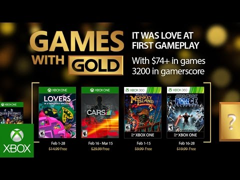 Xbox - February 2017 Games with Gold