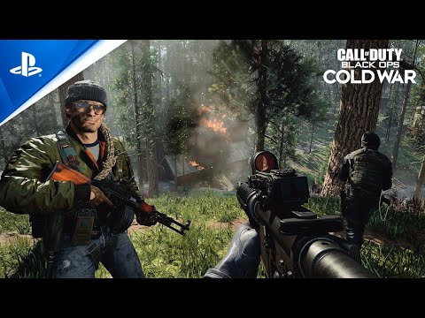 Call of Duty: Black Ops Cold War – Fireteam: Dirty Bomb | PS4