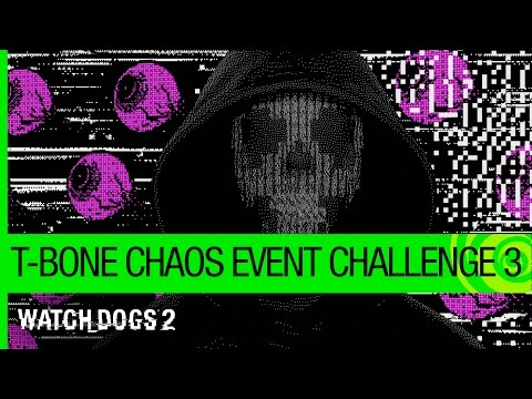 Watch Dogs 2: T-Bone Chaos Event – Challenge 3