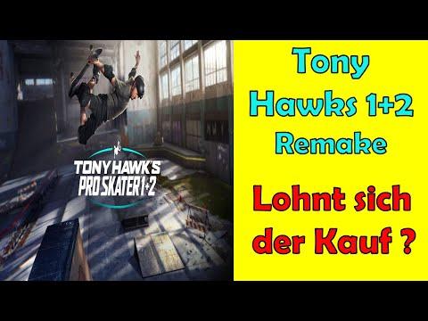 Tony Hawks Pro Skater 1+2 für PS4 - Test DEUTSCH !!! Lohnt sich der Kauf ?!? 🛹 [German/Deutsch]