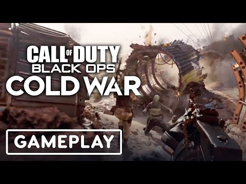 Call of Duty: Black Ops Cold War - 12 Minutes of Satellite Multiplayer Gameplay (Kill Confirmed)
