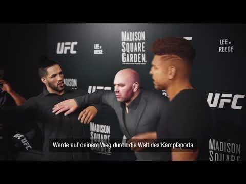 Offizieller Karrieremodus-Trailer zu UFC 4
