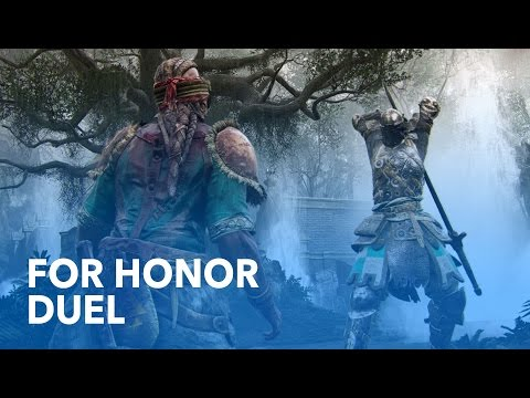 """FOR HONOR - """"Duel"""" Multiplayer Gameplay // 1080p"""