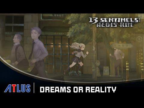 13 Sentinels: Aegis Rim - Dreams or Reality Trailer | PlayStation 4 (USK)