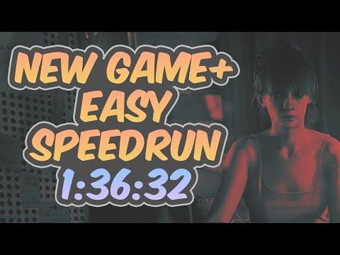 """Resident Evil 7 - Any% NG+ Speedrun - 01:36'32"""""""