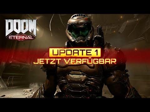 DOOM Eternal – Update 1 jetzt verfügbar