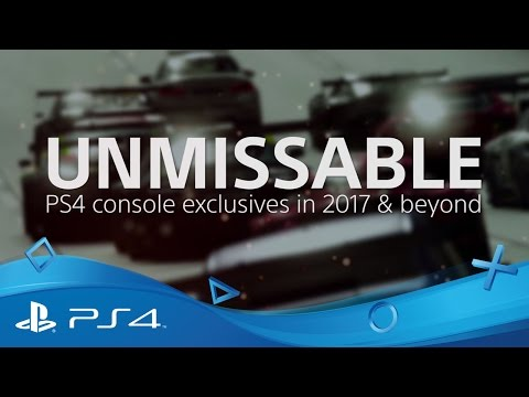 Coming to PlayStation in 2017 & Beyond   PS4
