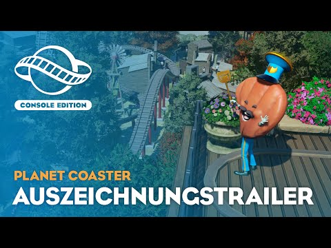 Planet Coaster: Console Edition | Accolades Trailer