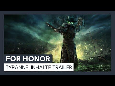 For Honor - Y4S2 Tyrannei Inhalte Trailer | Ubisoft [DE]
