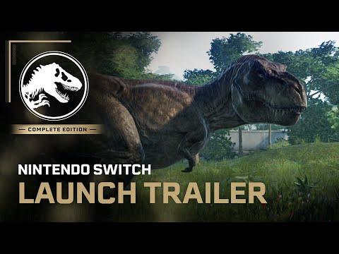 Jurassic World Evolution: Complete Edition | JETZT ERHÄLTLICH