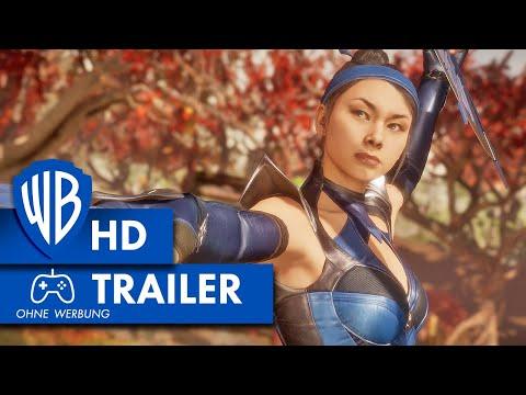 Mortal Kombat 11 Ultimate - Mileena Gameplay Trailer Deutsch HD German (2020)