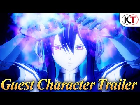 FAIRY TAIL - Guest Character Trailer