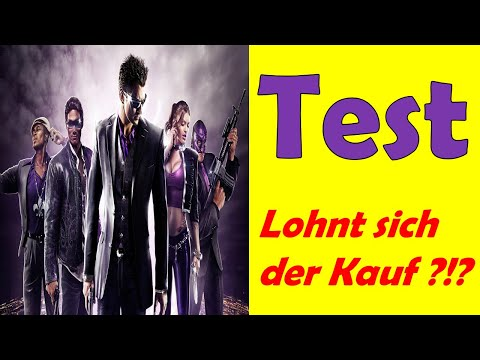 Saints Row The Third REMASTERED - Test DEUTSCH !!! Lohnt sich der Kauf ?!? 🤡 [German/Deutsch]