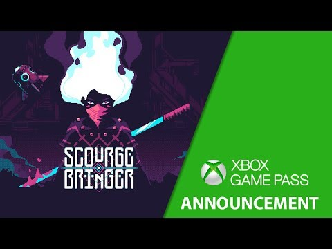 ScourgeBringer - Xbox Game Pass Announcement