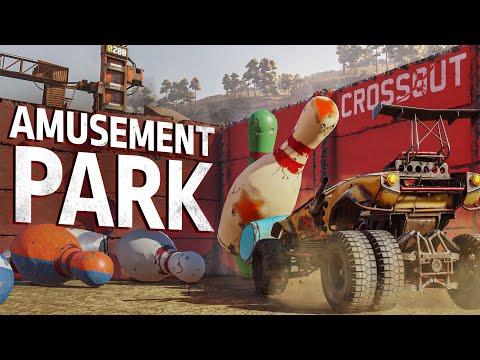 """""""Amusement Park"""" update / Crossout"""