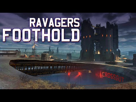 Ravagers Foothold / Crossout Doomsday Cars