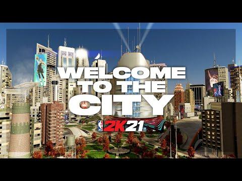 NBA 2K21: Willkommen in der Stadt