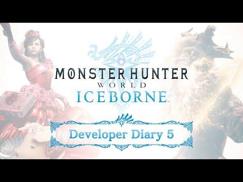Monster Hunter World: Iceborne - Entwicklertagebuch 5.0