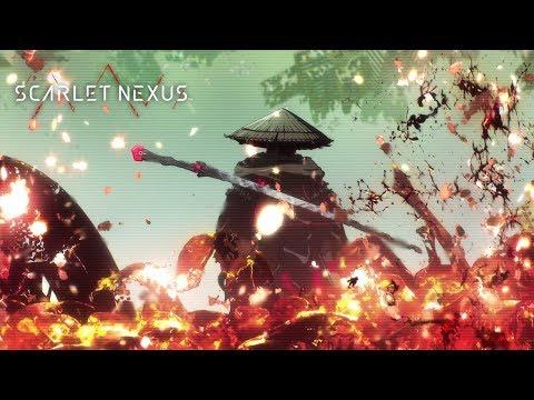[Deutsch] Scarlet Nexus - Animation Trailer