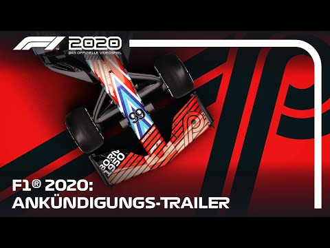 F1® 2020 | Ankündigungs-Trailer [DE]
