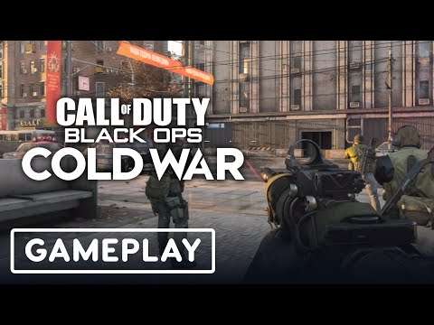 Call of Duty: Black Ops Cold War 11 Minutes of Moscow Multiplayer Gameplay