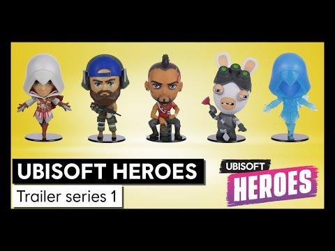Ubisoft Heroes series 1 : reveal trailer