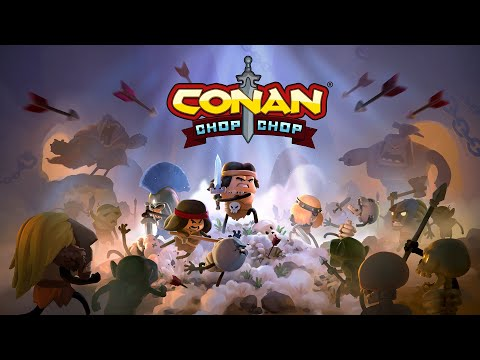 Conan Chop Chop - Announcement Trailer (E3 2019)