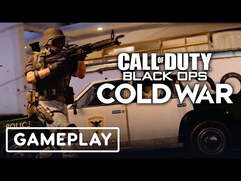 Call of Duty: Black Ops Cold War - 13 Minutes of Miami Multiplayer Gameplay (Domination)