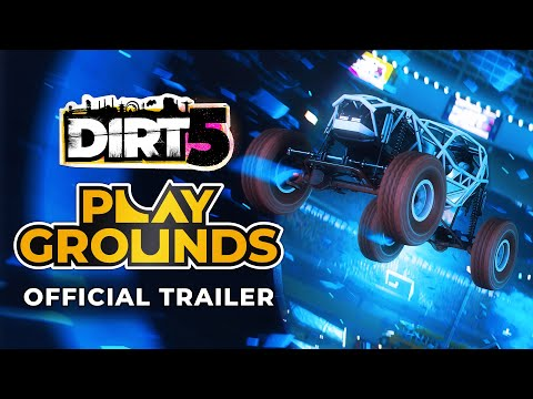 DIRT 5 | Official Playgrounds Trailer | Arena Creator Mode! | Xbox Series X, PS5 [GER]