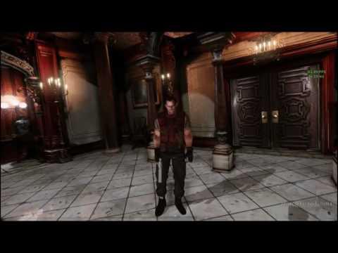 """Resident Evil """"1st view"""" test 1"""