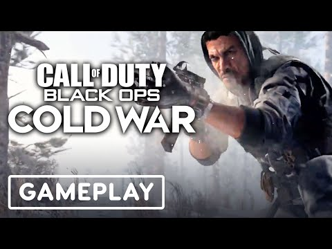 Call of Duty: Black Ops Cold War 18 Minutes of Crossroads Multiplayer Gameplay (VIP Escort)