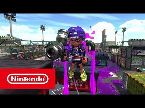 Splatoon 2 - Spezialdemo bis zum 6. Mai verfügbar! (Nintendo Switch)
