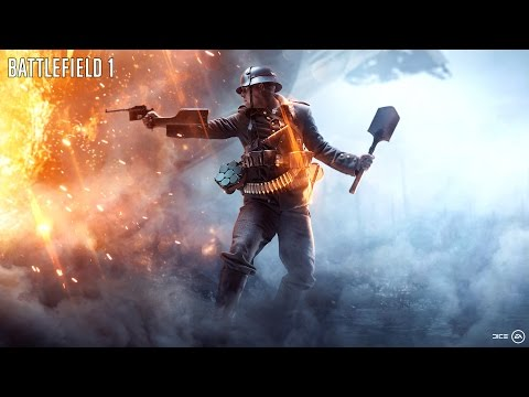 Battlefield 1 offizieller Giant's Shadow-Trailer