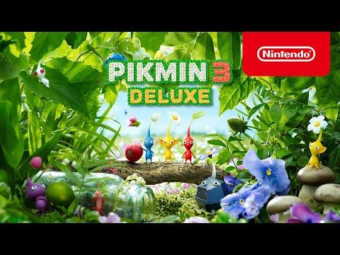 Pikmin 3 Deluxe ist auf Nintendo Switch gelandet!