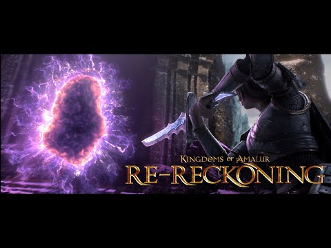 Kingdoms of Amalur: Re-Reckoning - Announcement Trailer