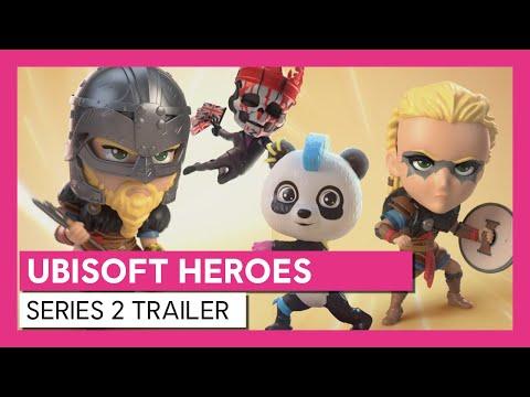 Ubisoft Heroes series 2 : reveal trailer