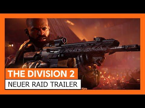 THE DIVISION 2 - NEUER RAID TRAILER - OPERATION STAHLROSS [OFFIZIELL]   Ubisoft [DE]