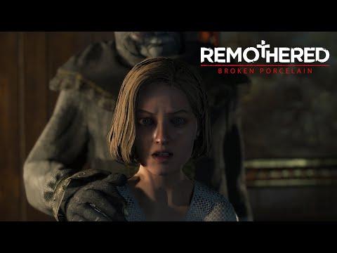 Remothered: Broken Porcelain - Gameplay Trailer