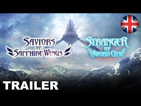 Saviors of Sapphire Wings/Stranger of Sword City Revisited - Gameplay Trailer (NSW, PC) (EU - ENG)