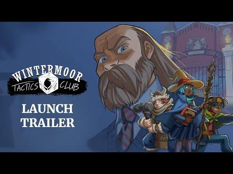 Wintermoor Tactics Club | Console Launch Trailer
