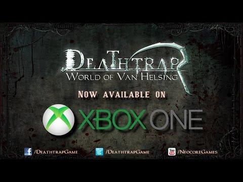 Deathtrap - Xbox One Release Trailer