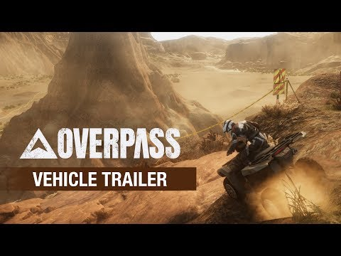 OVERPASS - Vehicle Trailer (PEGI USK)