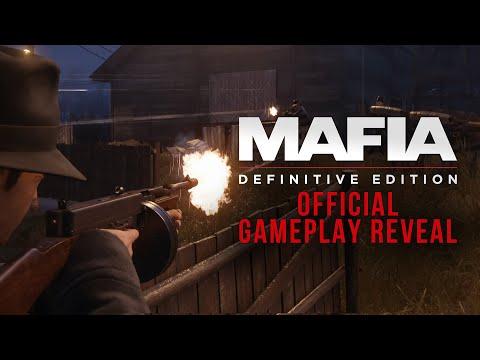 Mafia: Definitive Edition – Offizielle Gameplay-Präsentation